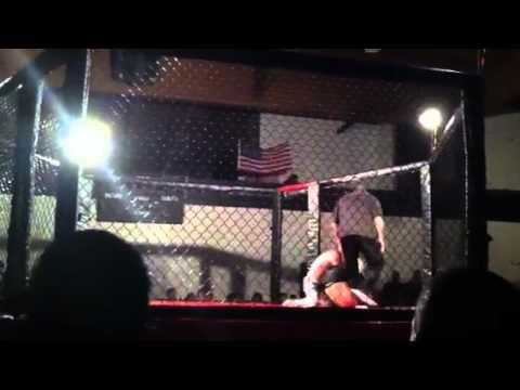 Josh Knutzen MMA Fight