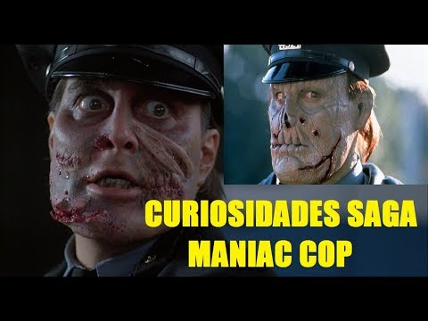 Curiosidades de la Saga de Peliculas Maniac Cop (Culto de Terror)