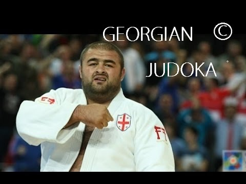 TOP 5 IPPONS GEORGIAN JUDOKA
