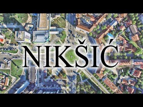 Nikšić - Aerial Video - Snimak iz vazduha - Montenegro