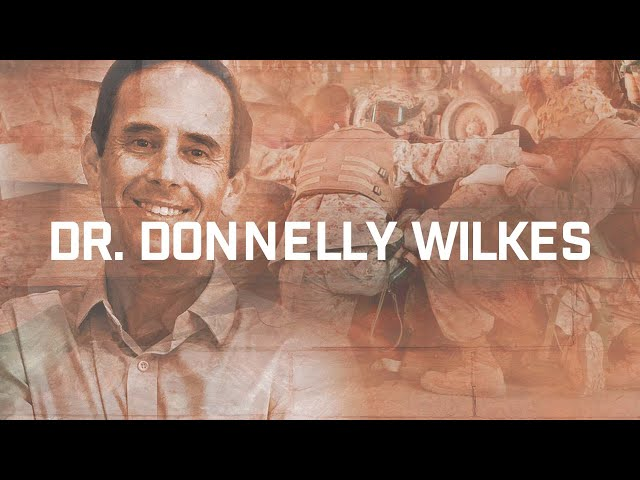 Dr Donnelly Wilkes: The Only Option is Complete the Mission!