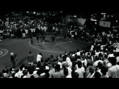 Greatest Street Ball Game in History @ Dyckman Park!