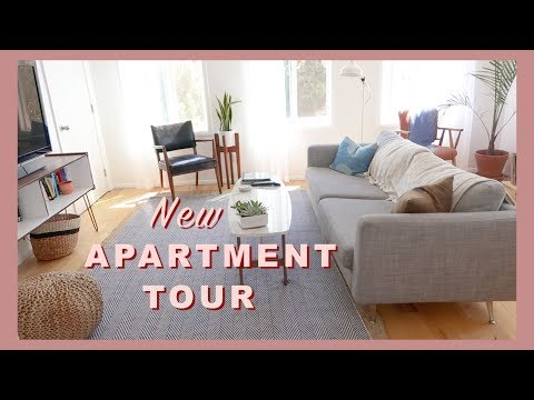 NEW Apartment Tour | Decorating On a Budget