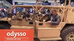 Rüstungsmesse IDEX in Abu Dhabi | Odysso – Wissen im SWR