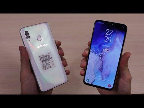 ВСЯ ПРАВДА О Samsung Galaxy A40