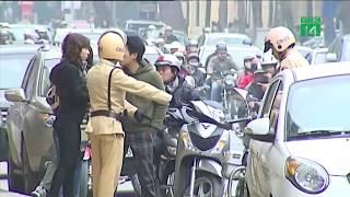VTC14 | Công an Hà Nội ra quân bảo đảm an ninh trật tự dip Tết nguyên đán