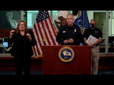 State Leaders to Provide Update on Statewide Wildfires