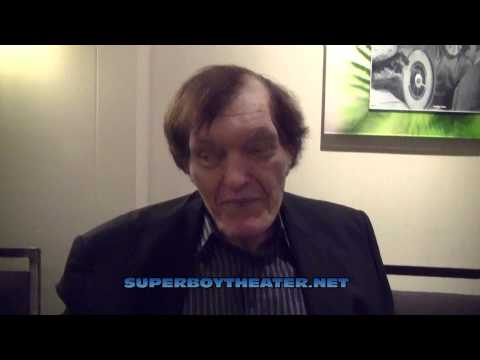 RICHARD KIEL - Superboy TV Series Guest Star (Vlkabok)
