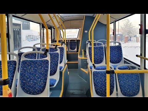 Пассажиров Сургута будут перевозить новые комфортабельные автобусы