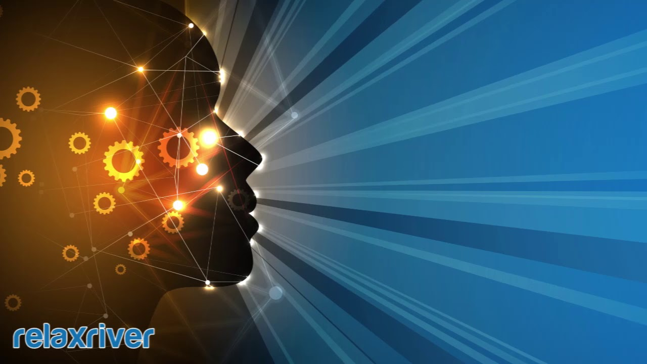 Healing Song, Music to Relieve Headaches, Delta/Theta/Gamma Meditation  Binaural Beat BrainSync