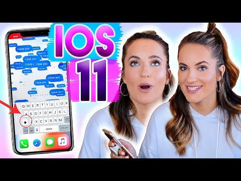 13 SECRET iOS 11 Features For iPhone 8!