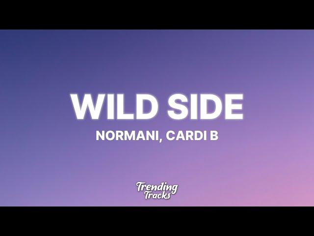 Normani - Wild Side (Clean - Lyrics) ft. Cardi B