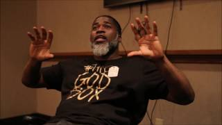 Gambar cover Most Powerful interviews with David Banner S.O.U.L. Society Part 1 #TheGodBox
