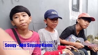 Download lagu Souqy Aku Sayang Kamu Cover Kentrung MP3