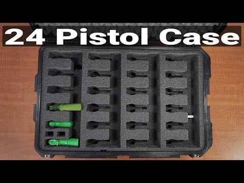 24 Pistol Case - Video