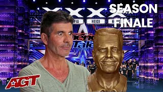 Simon Cowell Gets PRANKED ON LIVE TV!