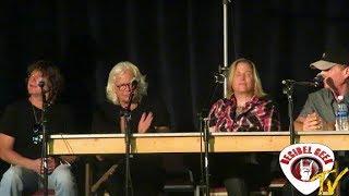Decibel Geek TV Live from the Nashville Rock N Pod: Songwriters Panel