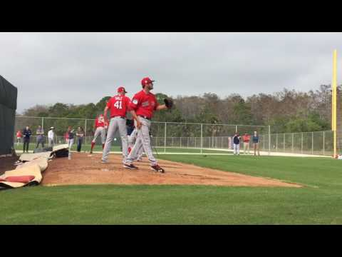 Chris Sale, David Price, Rick Porcello throw first spring training bullpens for Red Sox