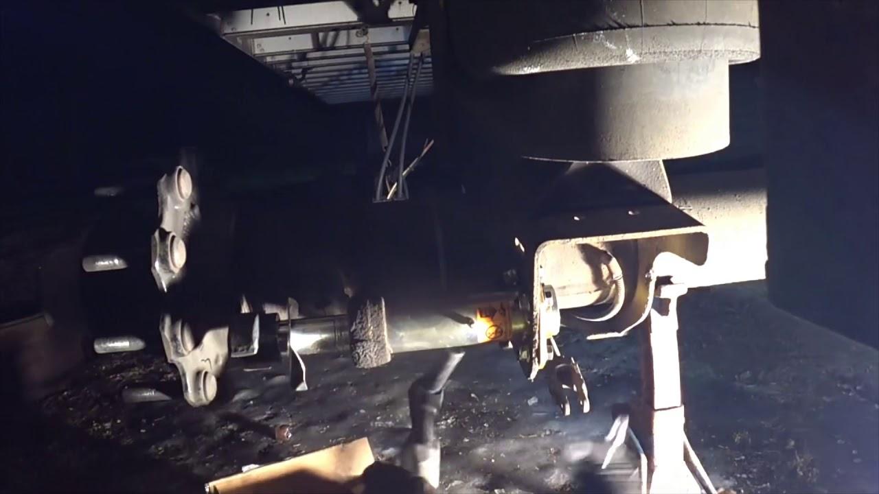 Cam Tube january 14, 2019/13 installing hendrickson s-cam tube kit on semi trailer #350