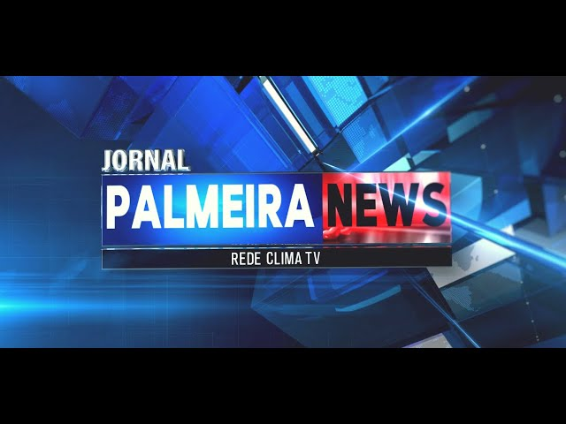 Jornal Palmeira News dia 16 de de Novembro  Adelar Filho entrevista Sérgio Belich e Major Schülli