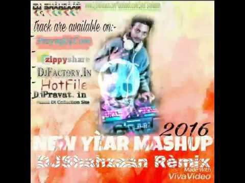 New Year Mashup (Bóllywóód 2016)-DJShahzaan( DjFactory.In )