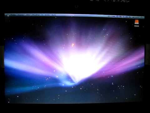 MAC OSX LEOPARD (kalyway) Rodando No Intelbras I39