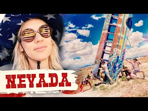 Road Trip au NEVADA - Natoo