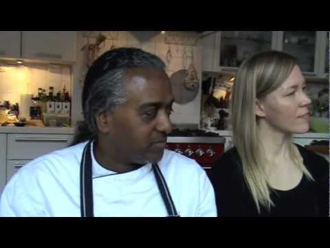 Ayurveda cooking course in Finland.m4v