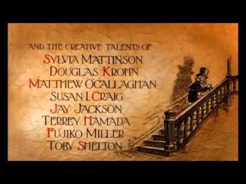 Canzone del canto di Natale di Topolino   Sigla iniziale in inglese