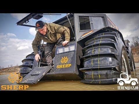 SHERP specjalistyczny pojazd terenowy