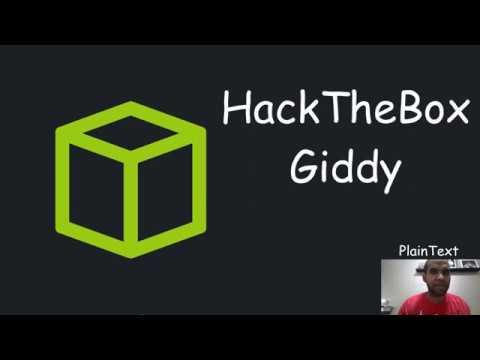 HackTheBox - Giddy (Español)