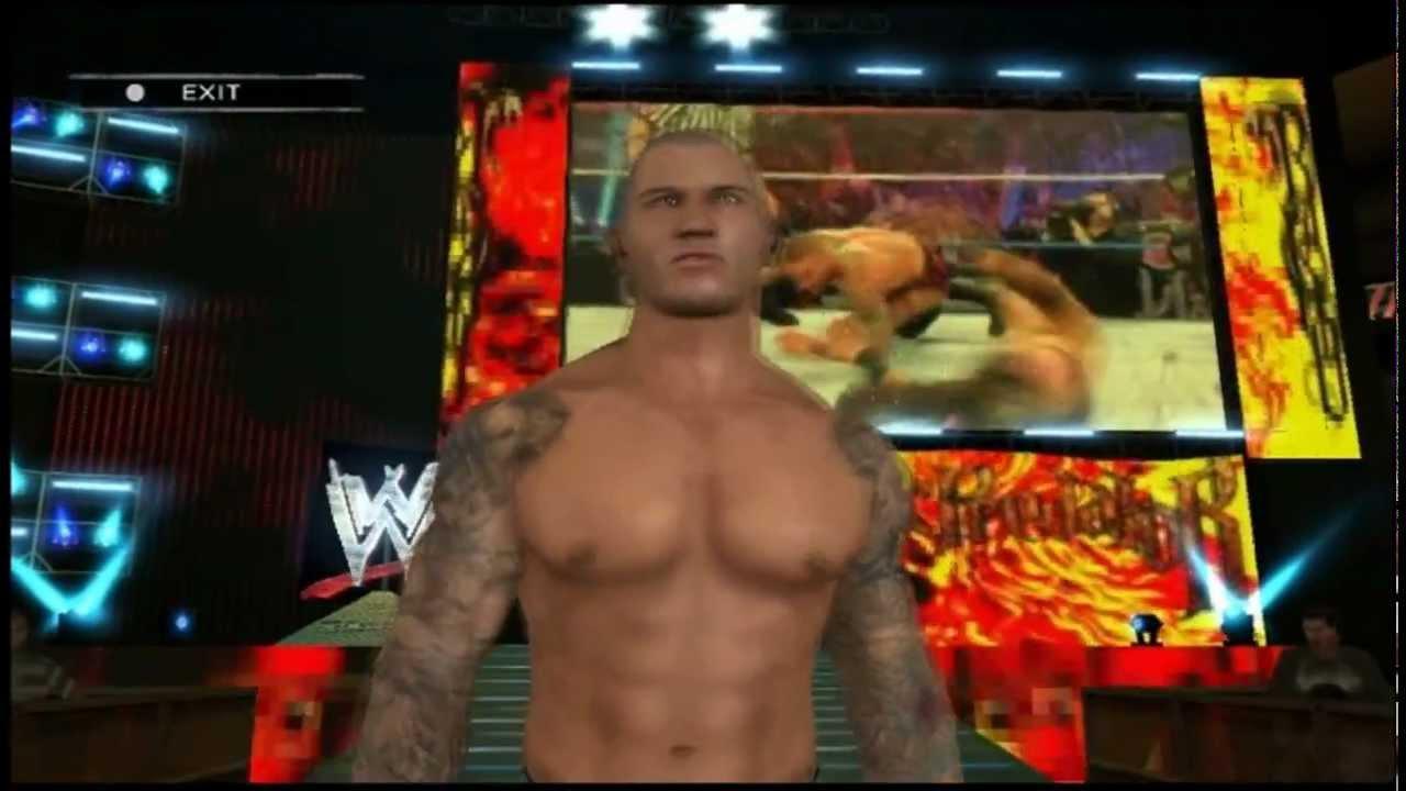 Randy Orton Beard