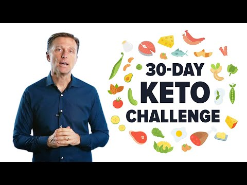 30-Day Keto Low Carb Challenge with Dr. Berg