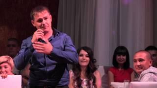 Поздравление от брата на свадьбу Ильнура и Ильвины 06-06-2015