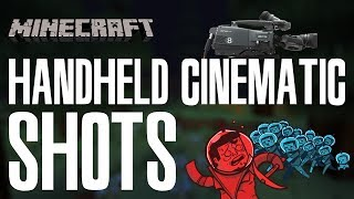 Minecraft Handheld Cinematics - The Enchanted Forest (Attack Of The B-Team Modpack)