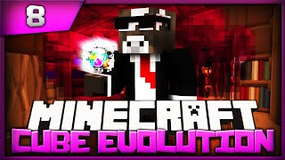 Minecraft Cube Evolution - Episode 8 - Essence Supplies ( Minecraft The Cube SMP Evolved )