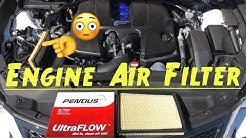 ?When to Change Engine Air Filter?   Engine Air Filter Cost is Cheap Preventive Maintenance