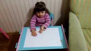 видео как нарисовать папу