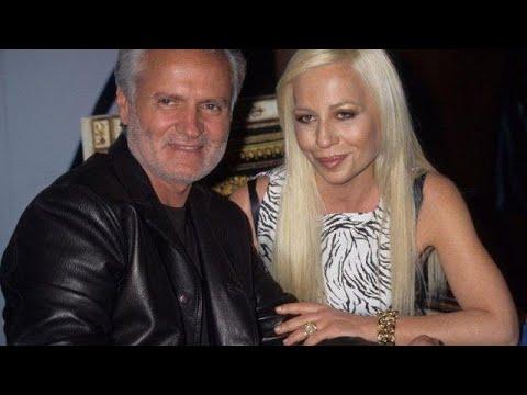 Donatella Versace svela l'ultimo segreto sulla morte del fratello Gianni