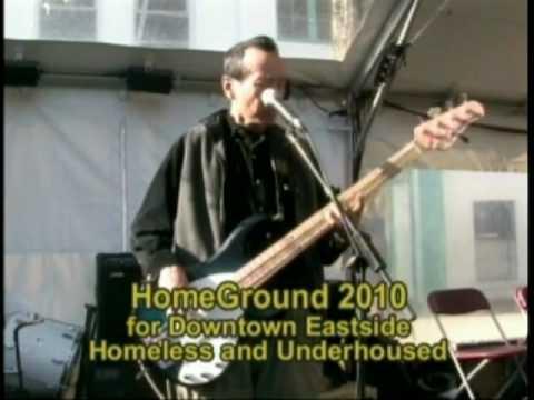 Sean Gunn at HomeGround 2010