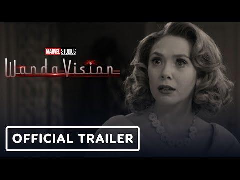 Marvel's WandaVision - Official Trailer #1