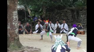 石垣島川平村結願祭