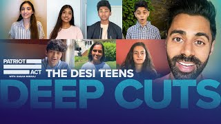 Hasan Answers Questions From Desi Teens | Deep Cuts | Patriot Act with Hasan Minhaj | Netflix