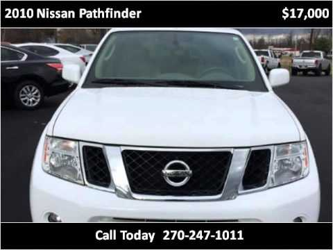 2010 nissan pathfinder used cars mayfield ky youtube for Seay motors mayfield ky