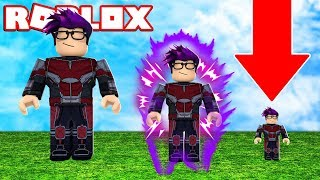 ANT MAN IN ROBLOX