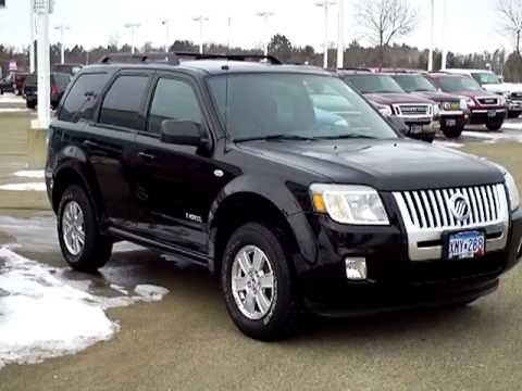 2008 mercury mariner youtube. Black Bedroom Furniture Sets. Home Design Ideas