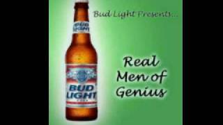 bud light presents real men of genius part 6