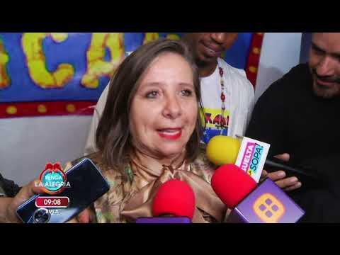 Rosalba Ortiz, Madre De Geraldine Bazán Arremete Contra Jorge Vidente