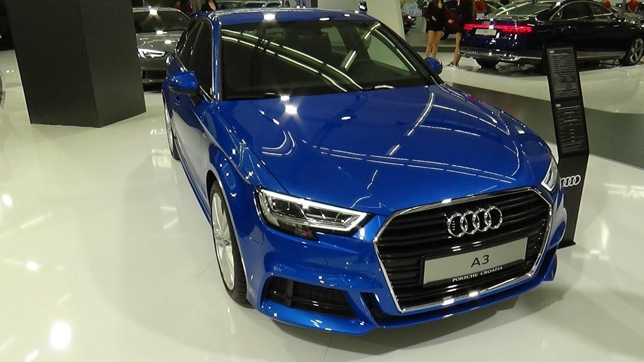 2018 Audi A3 Sportback 1 0 Tfsi Sport Exterior And Interior