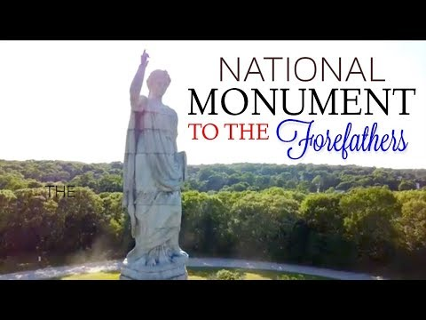 NATIONAL MONUMENT TO THE FOREFATHERS - Episode 16